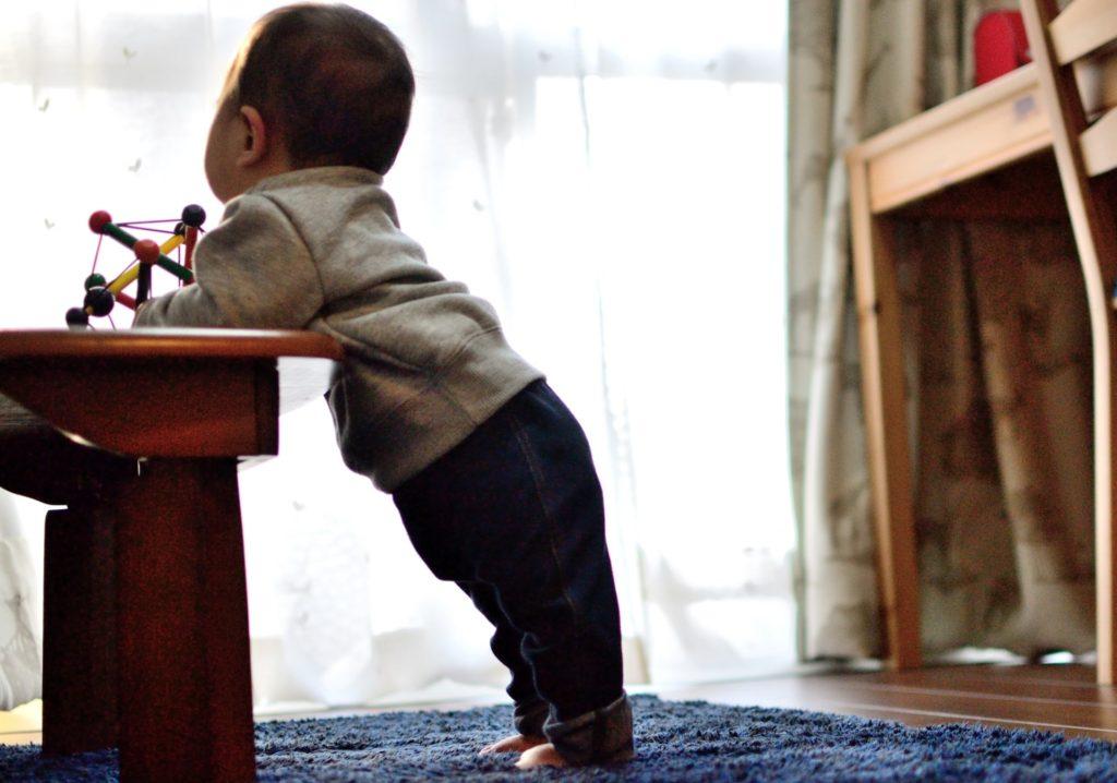 【赤ちゃんの発育】産後15か月の赤ちゃんの発育の状況