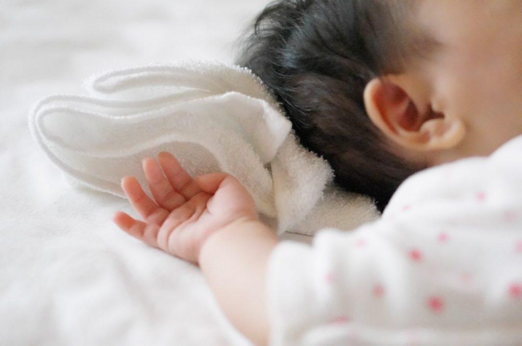 【赤ちゃんの発育】産後4か月の赤ちゃんの発育の状況