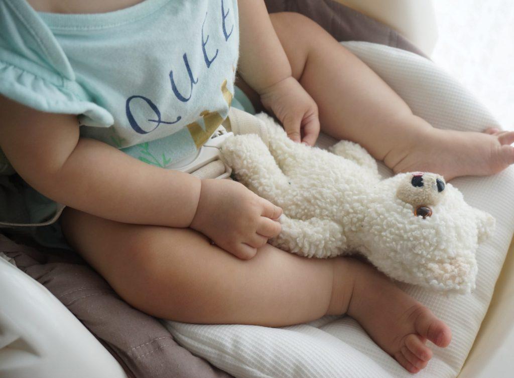 【赤ちゃんの発育】産後16か月の赤ちゃんの発育の状況