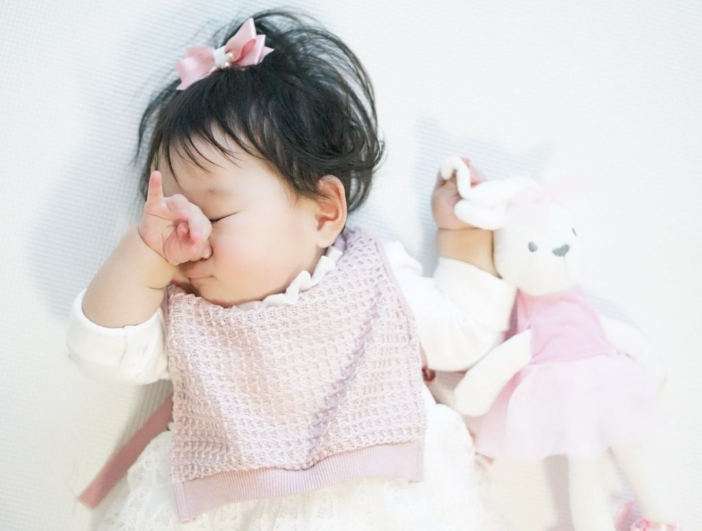 【赤ちゃんの発育】産後9か月の赤ちゃんの発育の状況