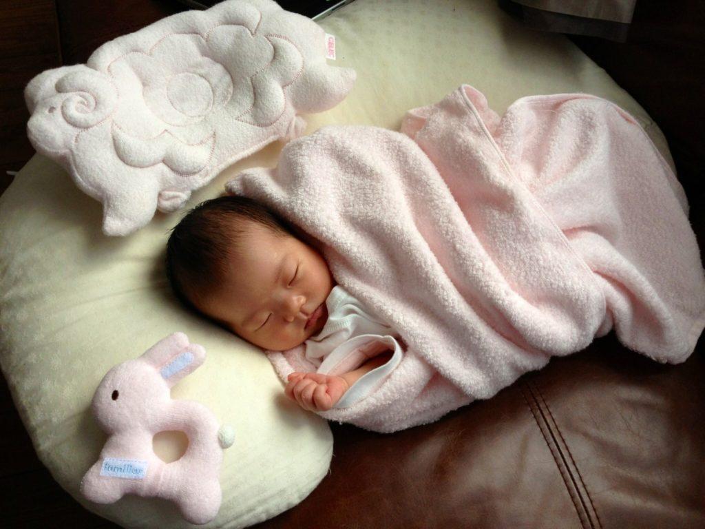 【赤ちゃんの発育】産後2か月の赤ちゃんの発育の状況