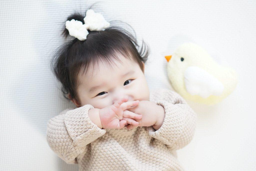 【赤ちゃんの発育】産後19か月の赤ちゃんの発育の状況